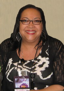 Author L.A. Banks at the RT Convention, 2011